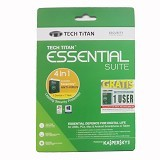 KASPERSKY Tech Titan Essential Suite 1 2017 (Merchant) - Client Software Antivirus Fpp
