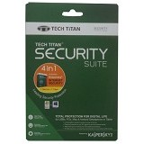 KASPERSKY Tech Titan Security Suite 1 2017 - Client Software Internet Security Fpp