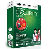 KASPERSKY Tech Titan Security Suite 2015 - Client Software Internet Security FPP