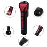 KEMEI Portable Professional 5 In 1 Waterproof Multifunction Electric Hair Clipper Razor Family Pack [KM-8058] - Alat Grooming dan Trimming