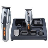 KEMEI Rechargable Professional 8in1 Grooming Kit Shaver Clipper Hair Stylist Trimmer [KM-680A](Merchant) - Alat Cukur Elektrik Pria