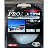KENKO 72mm Pro1 Digital Protector (W) - Filter Polarizer