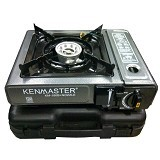 KENMASTER Kompor Portable 2 in 1 [KM-180B] (Merchant)