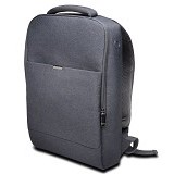 "KENSINGTON Laptop Backpack 15.6"" [LM150] - Cool Gray (Merchant) - Notebook Backpack"
