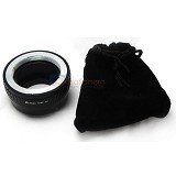 KERNEL Adapter M42 To Nikon Silvery Body - Camera Lens Adapter and Bracket