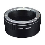 KERNEL Adapter Olympus to Nex Body - Camera Lens Adapter and Bracket