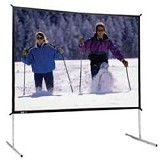 "KEYSTONE Fast Folding 150"" - Proyektor Screen Fastfold"