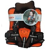 KIDDY BABY Car Cushion Agar Balita Nyaman Di Mobil - Orange - Baby Car Seat