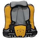 KIDDY BABY Seat Car Cushion Agar Balita Nyaman Di Mobil - Yellow - Baby Car Seat