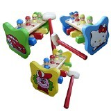 KIDZNTOYS Palu Badut - Wooden Toy
