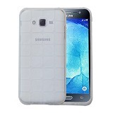 KIN Cube Ultra Thin Soft Case For Samsung Galaxy J5 - Clear - Casing Handphone / Case