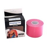 KINESIOLOGY TAPE 5m x 5cm [BK-02] - Plester Pelindung / Athletic Tape