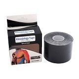 KINESIOLOGY TAPE 5m x 5cm [BK-10] - Plester Pelindung / Athletic Tape