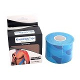 KINESIOLOGY TAPE 5m x 5cm [BK-12] - Plester Pelindung / Athletic Tape