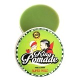 KING POMADE Water Base Super Hold - Gel / Wax / Minyak Rambut Pria