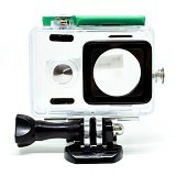 KINGMA Waterproof Case For Xiaomi Yi - Green (Merchant) - Camcorder Lens Cap and Housing Protection