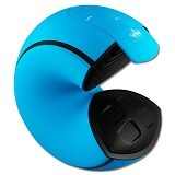 KINGONE Speaker Bluetooth Super Bass Dengan Slot TF Card dan NFC [K99] - Blue (Merchant) - Speaker Portable