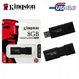 KINGSTON DataTraveler 100 8GB [DT100] - USB Flash Disk Basic 2.0
