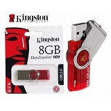 KINGSTON DataTraveler 101 8GB [DT101] (Merchant) - Usb Flash Disk Basic 2.0