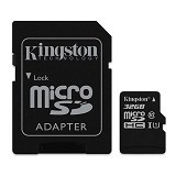 KINGSTON Micro SDXC 32GB [SDC10G2/32GBFR] (Merchant) - Secure Digital / Sd Card