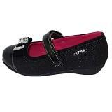 KIPPER Sepatu Anak Santa Size 29 - Black - Sepatu Anak