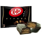KITKAT Bag Dark Chocolate 166.6gr - Biskuit & Waffer