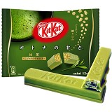 KITKAT Bag Green Tea 157gr - Biskuit & Waffer