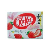 KITKAT Mini Strawberry 100gr - Biskuit & Waffer