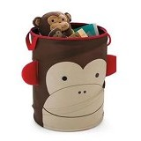 KLIK BUY Animal Barrel Storage Motif Monkey (Merchant) - Container