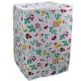 KLIK BUY Cover Mesin Cuci Buka Atas Motif Bunga Variatif (Merchant) - Mesin Cuci Top Load