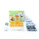 KLIKMYSTORECOM 3 in 1 Brine Power Kit DIY - Building Set Education