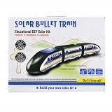 KLIKMYSTORECOM Solar Bullet Train - Building Set Education