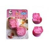 KOBUCCA SHOP Cetakan Kue Mini Hello Kitty - Cetakan Kue