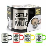 KOBUCCA SHOP Self Stirring Mug - Gelas