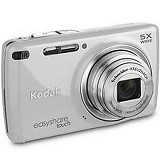 KODAK EasyShare M577 - silver - Camera Pocket / Point and Shot