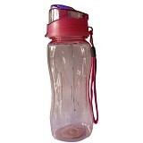 KOMAX Smart Handy Water Bottle [KMX00031] - Pink - Botol Minum