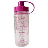 KOMAX Travel Water Bottle [KMX00028] - Pink - Botol Minum