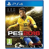 KONAMI Pro Evolution Soccer 2016 PlayStation 4 [PES 2016] - CD / DVD Game Console