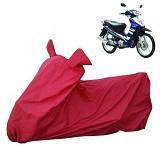 KORAIBI Cover Motor K1 - Merah - Cover Motor