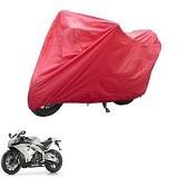 KORAIBI Cover Motor K3 - Merah - Cover Motor