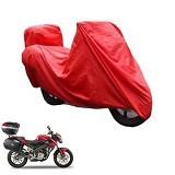 KORAIBI Cover Motor K4 -Merah - Cover Motor