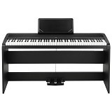 KORG Digital Piano [B1SP] - Black - Digital Piano