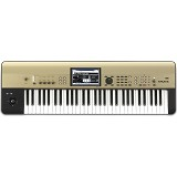 KORG Krome 61 - Gold - Keyboard Workstation