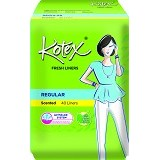 KOTEX Fresh Liner Scented 40Pcs