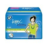 KOTEX Soft & Smooth Slim Non Wing 10Pcs - Pembalut Wanita