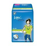 KOTEX Soft & Smooth Slim Non Wing 20Pcs - Pembalut Wanita