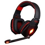 KOTION EACH Headset Gaming With LED [G4000] -  Black (Merchant) - Gaming Headset