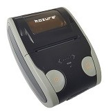 KOZURE Mini Thermal Portable Printer [BP-806] - Grey - Printer Pos System