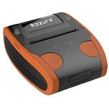 KOZURE Mini Thermal Portable Printer [BP-806] - Orange