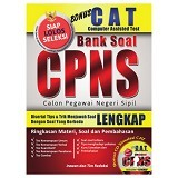 KREATIF PUBLISHING Bank Soal CPNS - Craft and Hobby Book